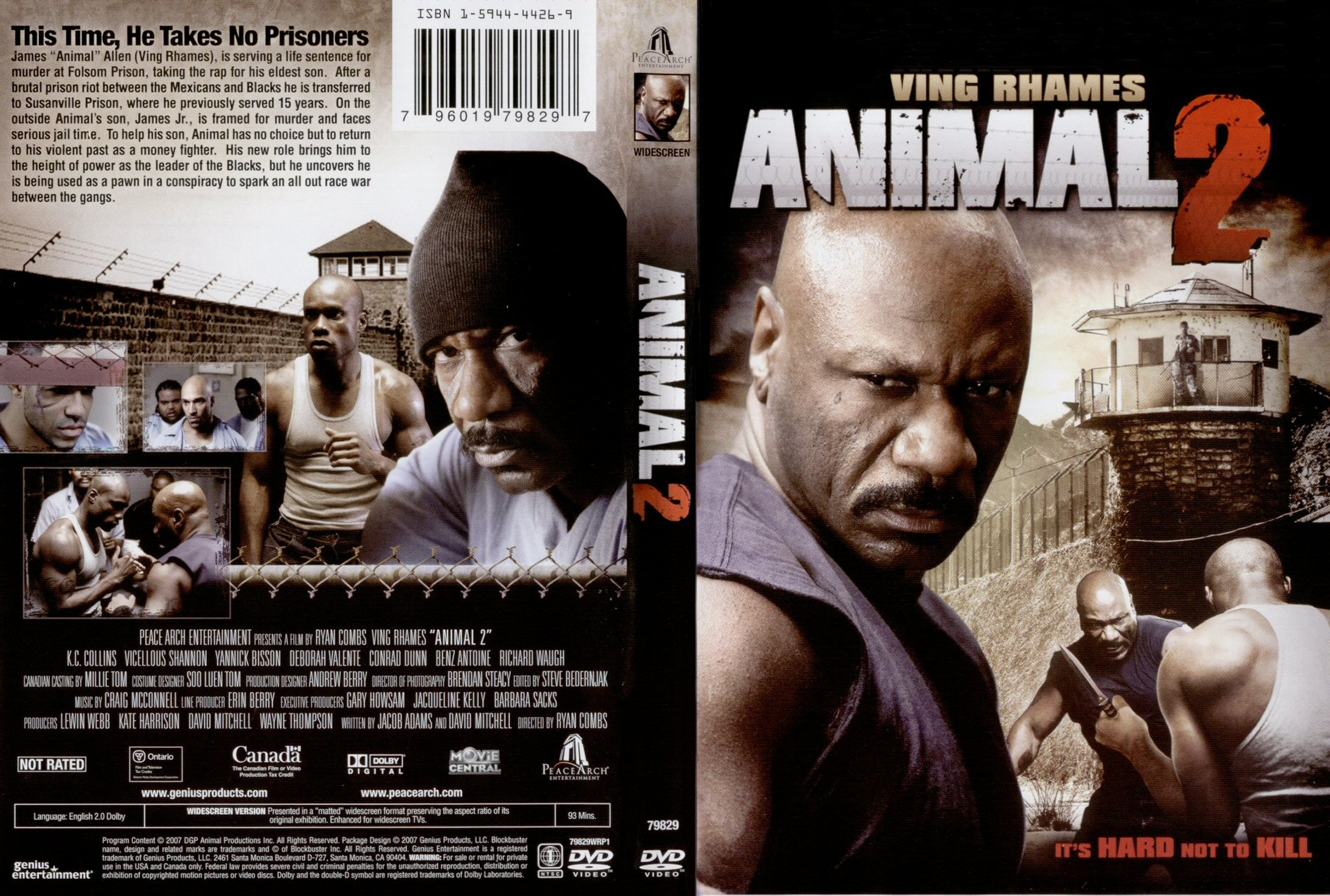 FILM Animals 2008